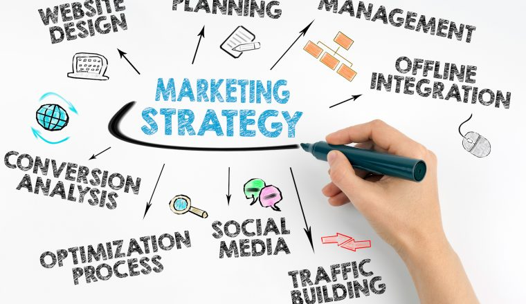white-board-with-marketing-strategy-tips